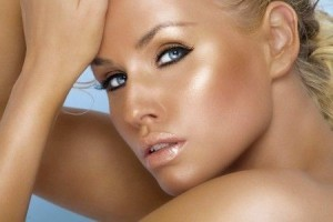 Make-up-viso-abbronzato